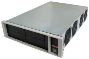NuPDP Qbus Expansion Chassis